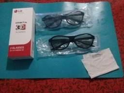Título do anúncio: Óculos 3D cinema LG Glasses