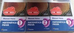 Coleções de livros de matemática