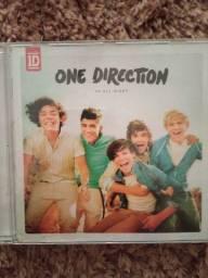 Título do anúncio: CD Up All Night - One Direction (original)