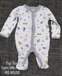Tip Top Carter's- Importado original tamanho Recém nascido