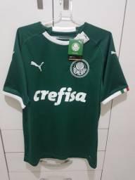 Camisa Puma Palmeiras Tamanho M Original