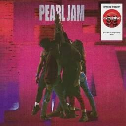 Título do anúncio: Lp Pearl Jam - Ten Novo Vinil Colorido Roxo 180g