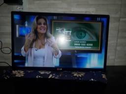 "Título do anúncio: Monitor My TV LG 21.5"" Full HD"