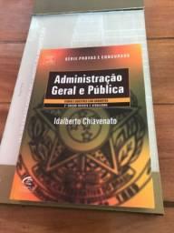 Livro Administração Geral é Pública