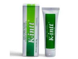 Lubrificante a base d'água K-Intt 50g - Intt