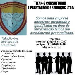Título do anúncio: CONSULTORIA EM SEGURANÇA PRIVADA E PRESTAÇÃO DE SERVIÇOS LTDA.