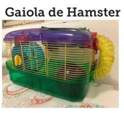 Título do anúncio: Gaiola de Hamster com acessórios