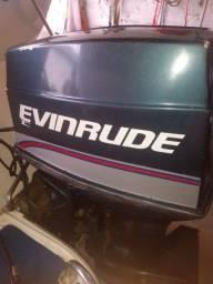 Título do anúncio: Evinrude 70 hp