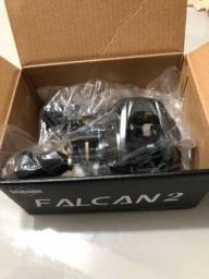 Título do anúncio: Vendo carretilha falcan 2