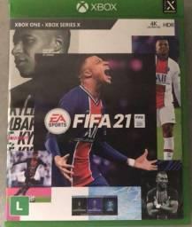 Título do anúncio: FIFA 21