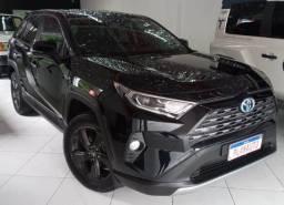 Título do anúncio: Rav 4 2.5 Hybrid - 2019 - Automatico - Baixo KM
