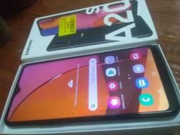 Samsung A20S lançamento