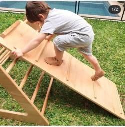 Triângulo  pikler ,atividades infantis