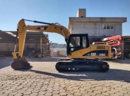 Escavadeira hidráulica caterpilha 315