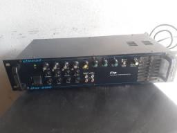 Amplificador cabeçote oneal om 600