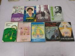 kit livros Zibia Gasparetto