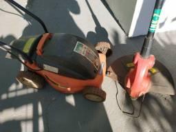 Maquina de cortar grama 2 unidades