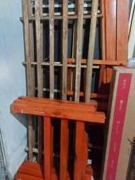Título do anúncio: Beliche de madeira