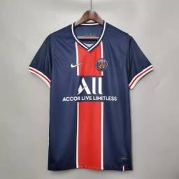 Camisa do PSG Home 2020/2021 (M)