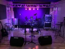 Equipamentos de som /Studio