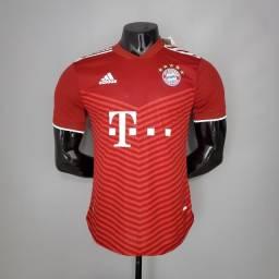 Título do anúncio: Uniforme I versão jogador Bayern münchen