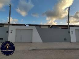 Título do anúncio: Casa 3/4 em Extremoz, Vila Maria, Pronto para morar, Zero Doc + Brinde