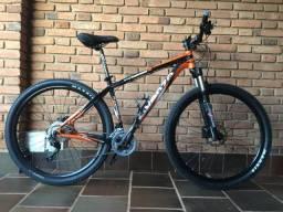 Bicicleta MTB Alum aro 29 Venzo 30v Shimano Deore XT