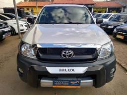 Toyota Hilux 2006/2006 Prata 4X4 - 2006