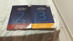 Livros Callan 1,2 e 3