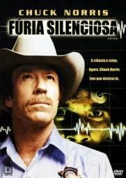 DVD Chuck Norris fúria silencioso
