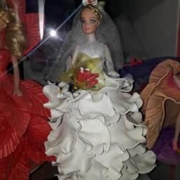 Bonecas Decoradas com E.V.A