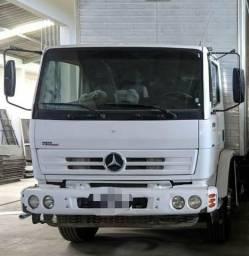 Mercedes 17/18 Baú 2010 - 2010
