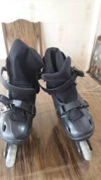 Patins da hot wheels ou preto
