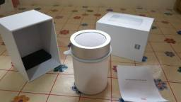 Caixa de som bluetooth portatil Xiaomi seminova na caixa