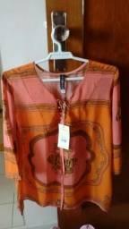 Blusa pra vender logo