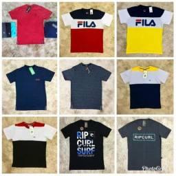 8646486d08f Camisas e camisetas - Fortaleza