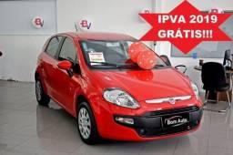 Fiat Punto 1.4 AtTractive Manual 2015 - 2015