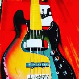 Fender Jazz Bass Marcus Miller V 5 USA