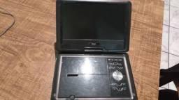 Dvd portatil- para peças ou conserto