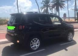 Jeep Renegade Longitude Preto Automático - 2016