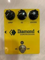 Pedal Diamond Compressor
