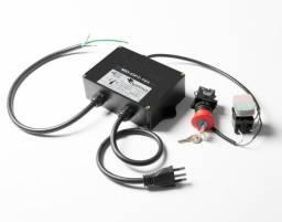 Kit elétrico para motores de betoneiras de 1cv a 2cv