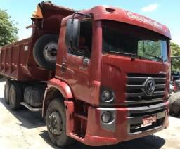 Caminhão volkswagen 24.250 (2011/12) basculante - 2012