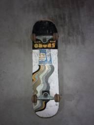 Skate street montado