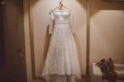 Vestido de Noiva Tici Sampaio