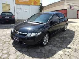 Financia 100% Civic Sedan LXS - 2008 - 2008