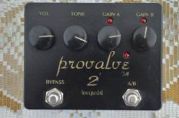 Pedal Overdrive Lovepedal Provalve Jm