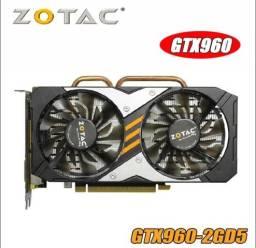 Gtx 960 ZOTAC