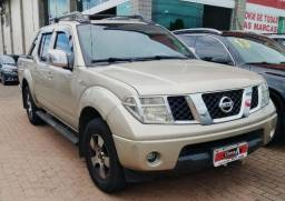 Nissan Frontier 2010 2.5 LE 4X4 CD Turbo Eletronic Diesel 4P Automatico
