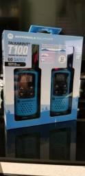 Radio Motorola Talkabout T100 25km ( Novo - Parcelo no cartão)